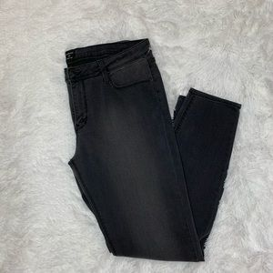 Stitch Fix l Just Black Skinny  Ankle Jean